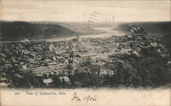 View of Stubenville, Ohio
