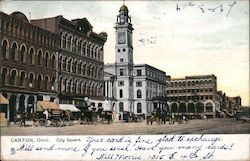 City Square Postcard
