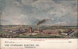 The Standard Electric Co. Postcard