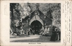 William McKinley Tomb Postcard