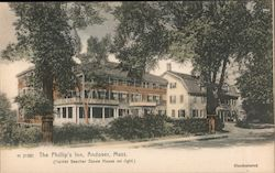 The Phillip's Inn Postcard