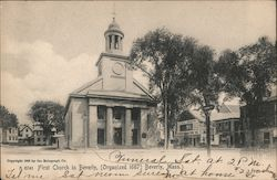 First Church of Beverly, Organized 1667