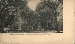 East Main St., above Mansion House