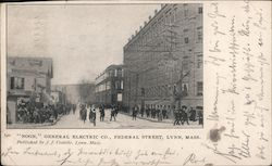 """Noon"" General Electric Co., Federal Street"