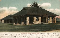 Lowney's Club House Postcard