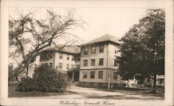 Wellesley College - Noanett House Dormitory