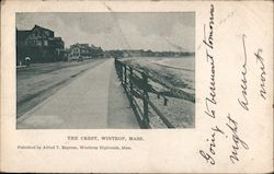 The Crest Postcard