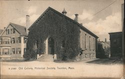 Old Colony - Historical Society Postcard
