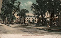 Park Square and Elm Street
