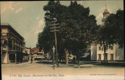 The Square, Matchester - By - The -Sea, Mass