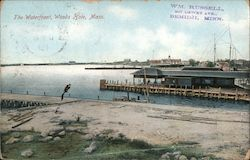 The Waterfront Postcard