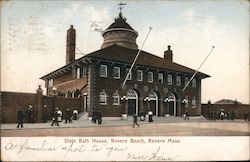 State Bath House at Revere Beach