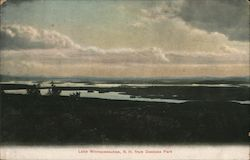 Lake Winnepeaukee, N.H. From Ossippee Park