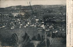 Birdseye View of Winchester, N.H.