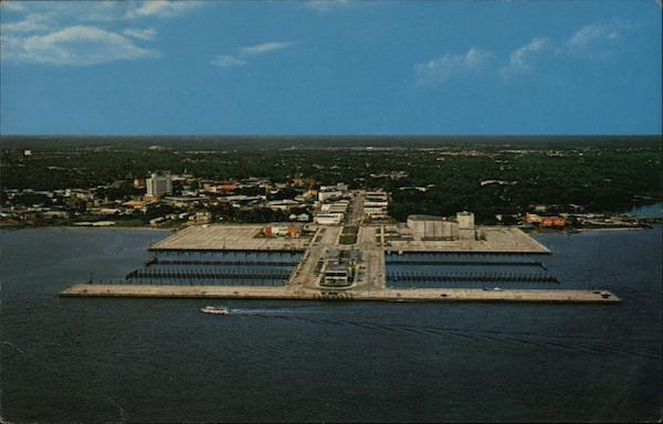 Bird's-Eye View of Panama City, Florida
