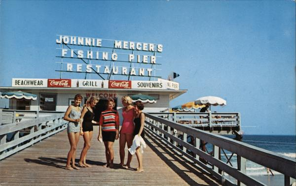 Johnnie Mercer S Fishing Pier Restaurant