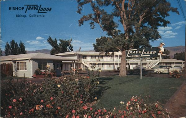 Bishop Travelodge California