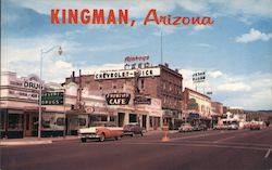 Kingman, Arizona Postcard