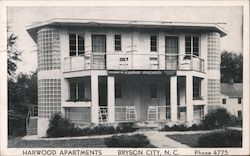 Harwood Apartments