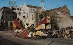 IOOF Love Thy Neighbor, 1973 Rose Parade Float