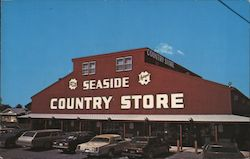 Seaside Country Store Postcard