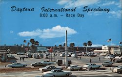 Daytona International Speedway 9:00 a.m. - Race Day