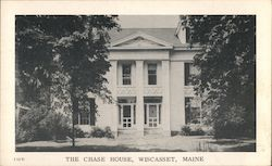 The Chase House Postcard