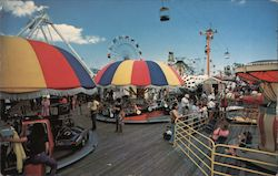 Seaside Park Amusement Rides