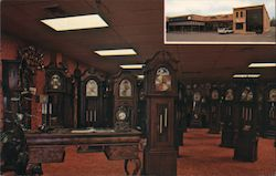 Old Timers Clock Shop