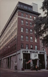 John Wesley Hotel?Nancy Hanks Restaurant