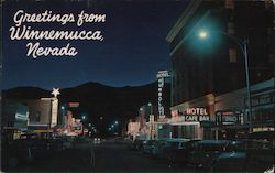 Greetings From Winnemucca, Nevada