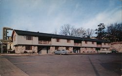 The Ranch House Motel and Restaurant Postcard