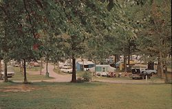 Shady Campgrounds