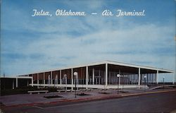 Tulsa's New $7,768.000 Air Terminal