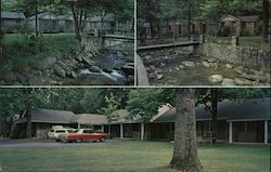 Le Conte Creek Cottages and Motel