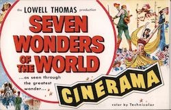 Seven Wonders of the World in Cinerama