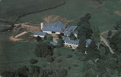 Malabar Farm - Home of the late Louis Bromfield - World famous farmer and author Postcard