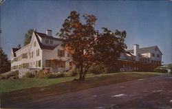 Peckett's on Sugar Hill - Your Home in the Country Postcard