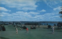 Skaneateles Country Club Postcard