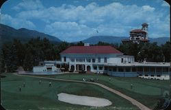 Club House and Pool , Broadmoor Golf Course at the Broadmoor Hotel