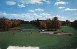 Kutsher's Country Club Postcard