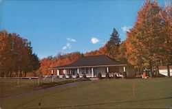 Saranac Inn Golf & Country Club Postcard