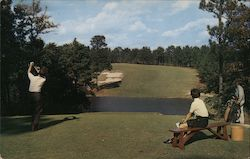 10th Hole at Pine Needles Loddge & Country Club