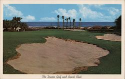 The Dunes Golf and Beach Club Postcard