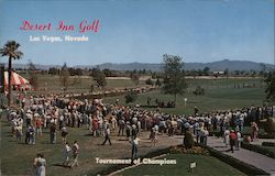 The Desert Inn Golf Cours Postcard
