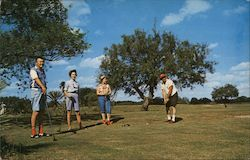 Golfing - Sun & Fun - The Lower Rio Grande Valley of Texas
