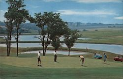 Golf Course at Pennyrile State Park Postcard