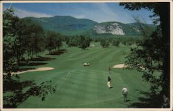 North Conway Country Club Postcard