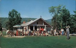 Golf Clubhouse of Lake Morey Inn