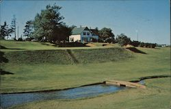 The Picturesque 9th Green, Green Gables Golf Course, Cavendish